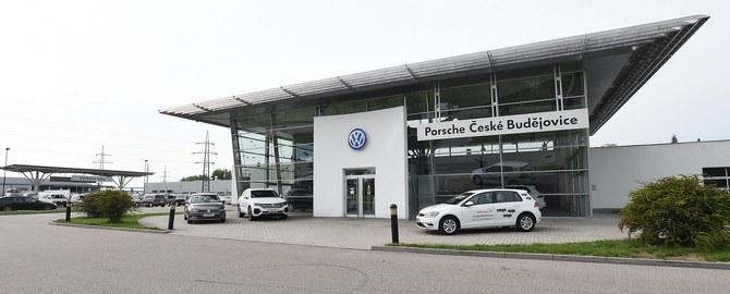 Porsche České Budějovice